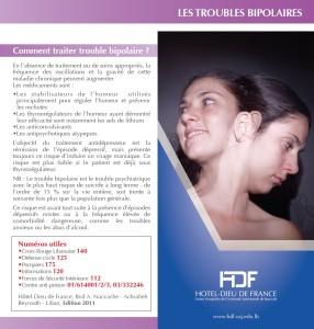 HDF Trouble Bipolaire Recto