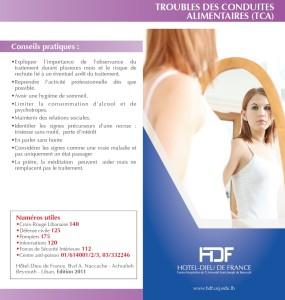 HDF Troubles Conduites Alimentaires Recto